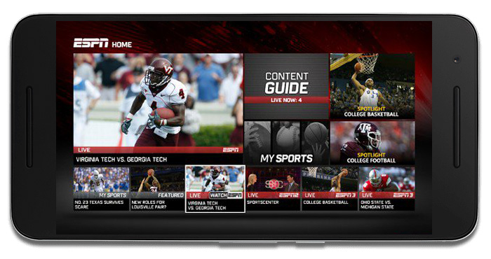 How to Watch Live NFL Football with Streaming Football Apps