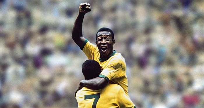 Pele of Brazil was Most Successful League Goal Scorer in the World