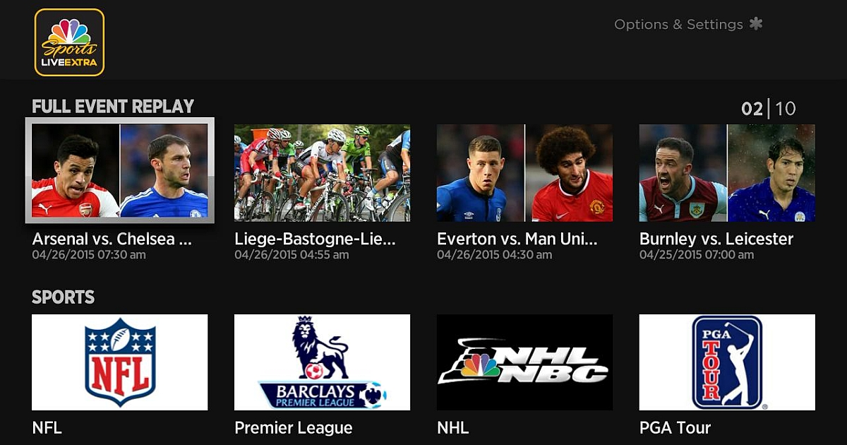 Best 4 Apps for Streaming Football for Smartphone and Tablets